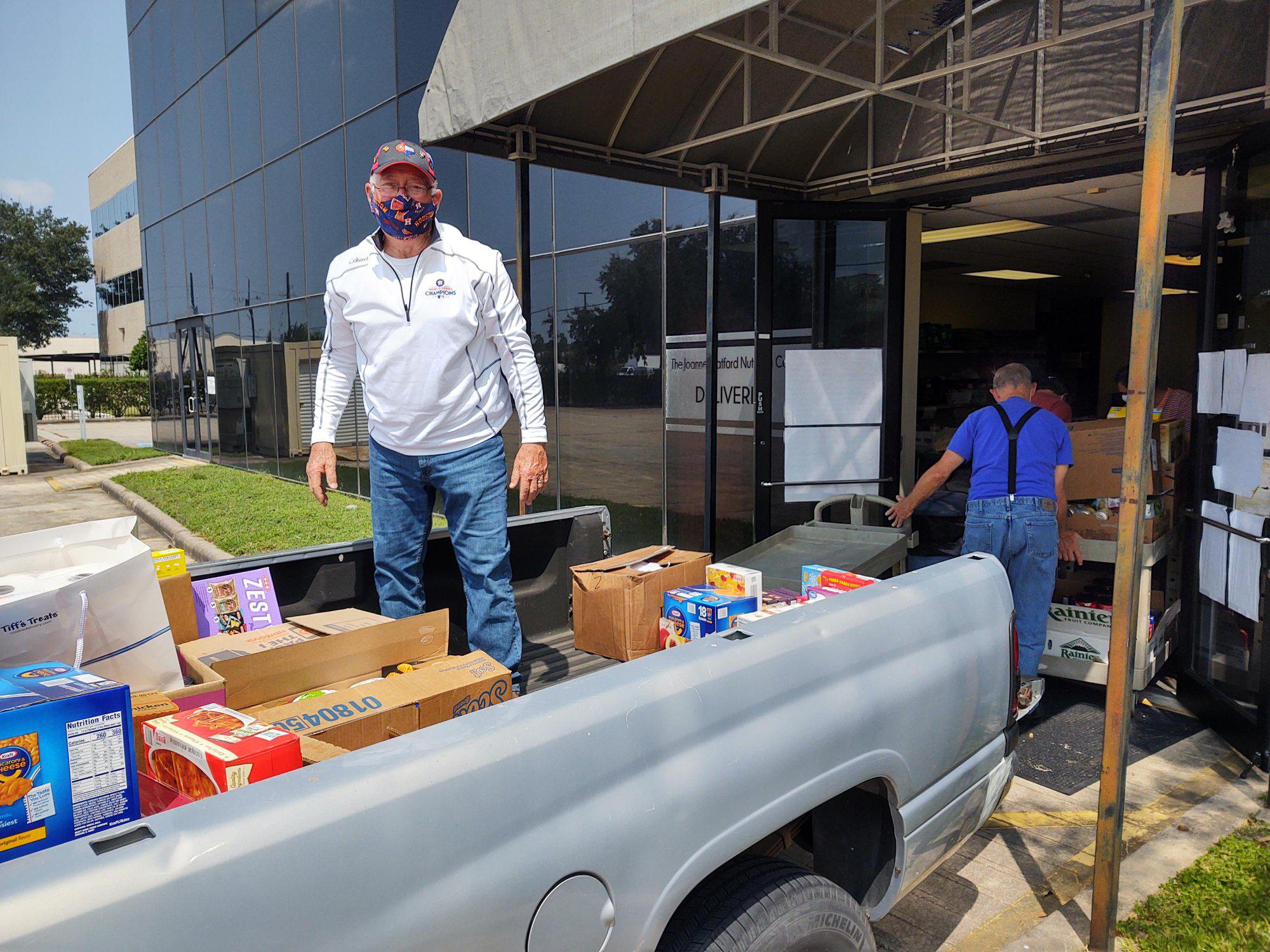 Cy-Fair COVID-19 resources: Nonprofits offer food, build domestic violence awareness