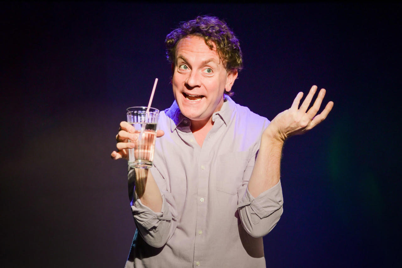 With the Release of His Filmed One-Man Show, Drew Droege Shares His Birthday Party Mix