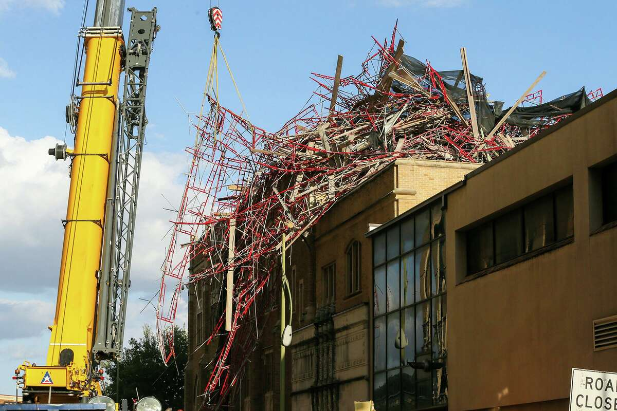 A scaffolding disaster last year prepared St. Mark's Episcopal Church for challenges awaiting in 2020, writes the Rev. Elizabeth Knowlton.