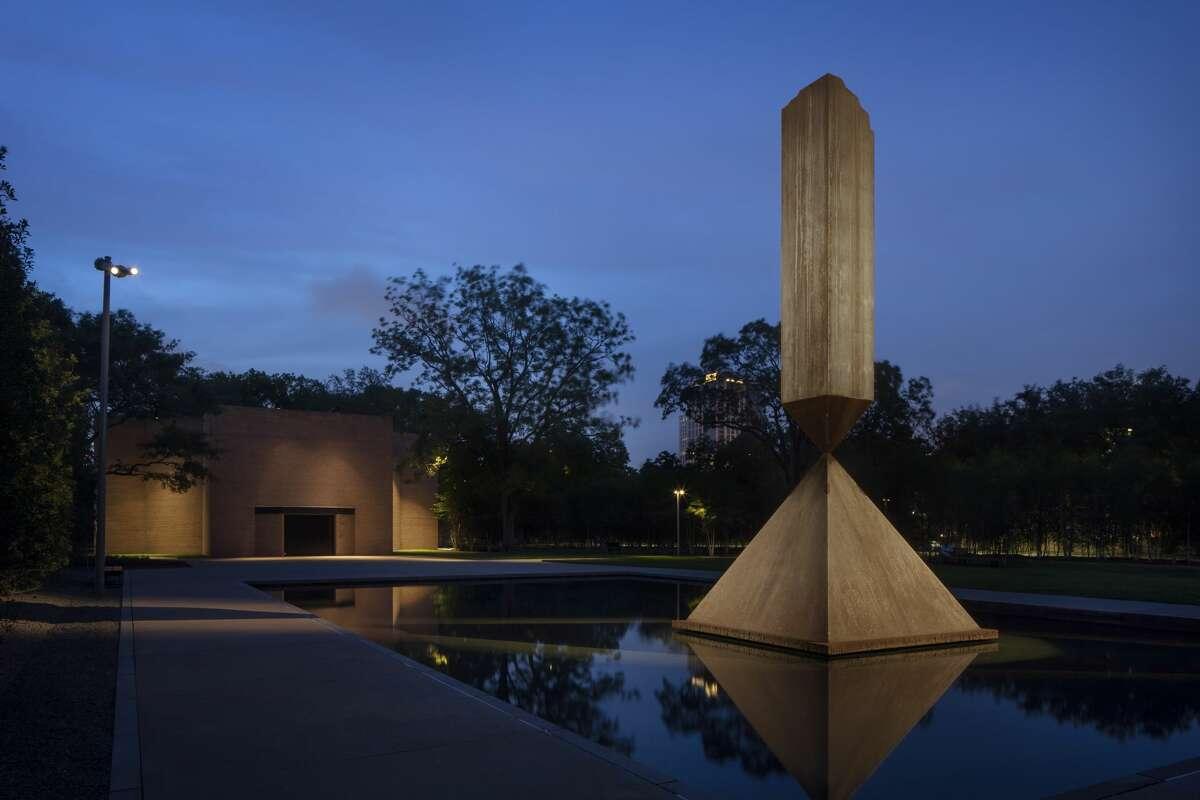 Rothko Chapel Plaza