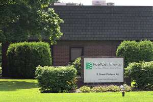 FuelCell Energy on Great Pasture Road in in Danbury, Conn. on Friday,Aug. 4, 2016.