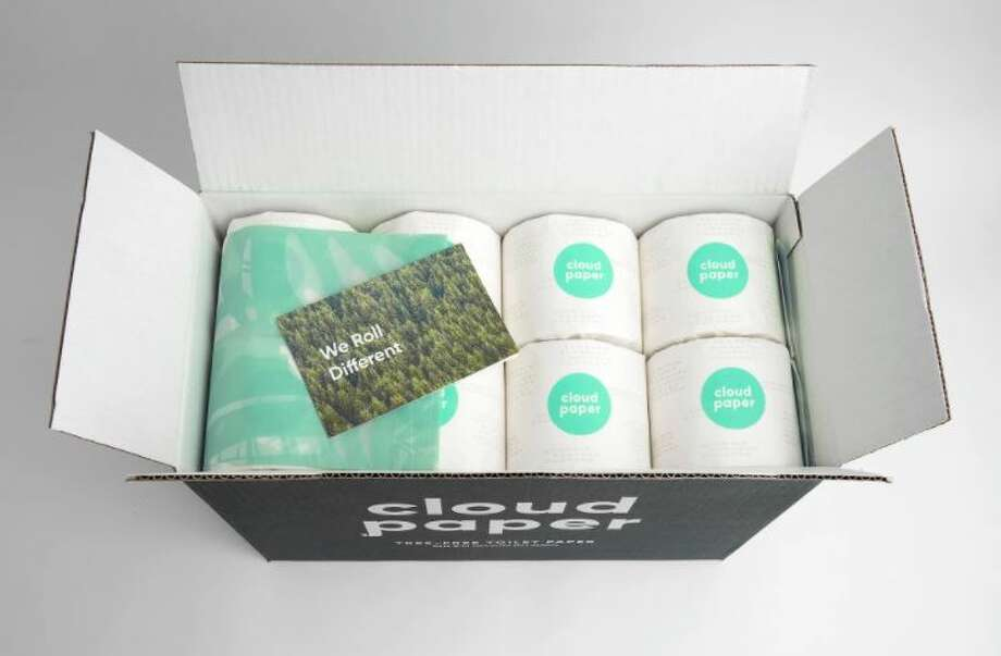 New Seattle toilet paper startup gets high profile investors. Photo: Cloud Paper