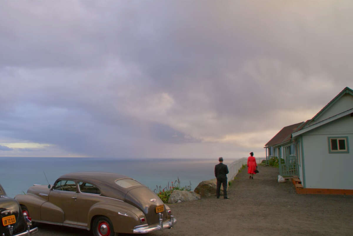 The Lucia Lodge in Big Sur is one of the primary filming locations for the Netflix show