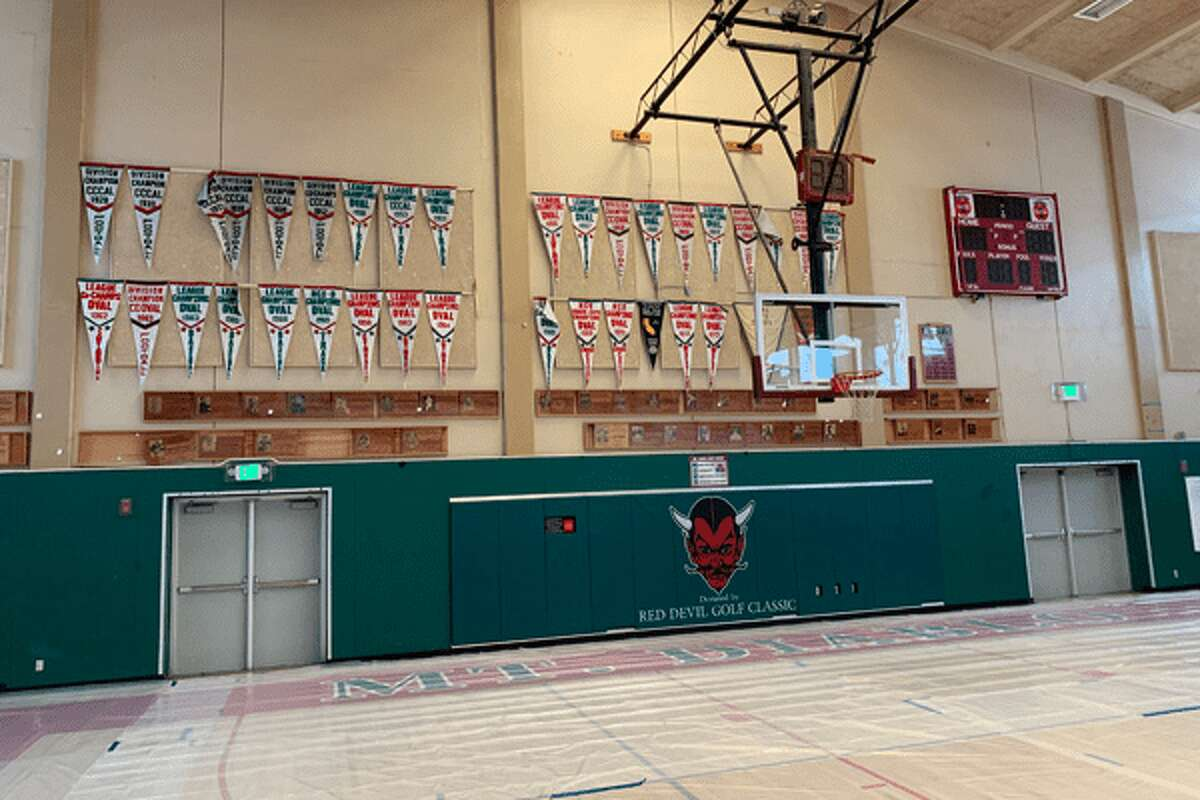 Mt. Diablo High, Concord, Kramer Gym