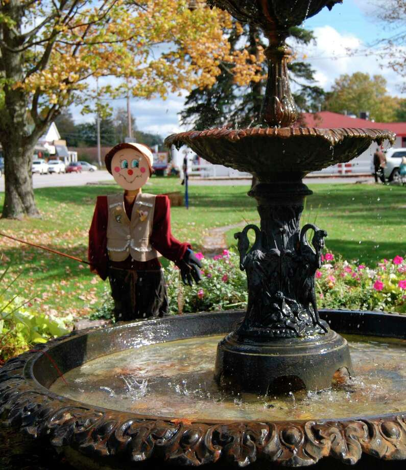 The annual Fall Festival in Onekama has been canceled for 2020, but some events and activities will continue this year. The scarecrows of Onekama will once again line M-22 in the village. The scarecrows should be up first week in October and they will remain on display throughout the month. (Courtesy Photo)