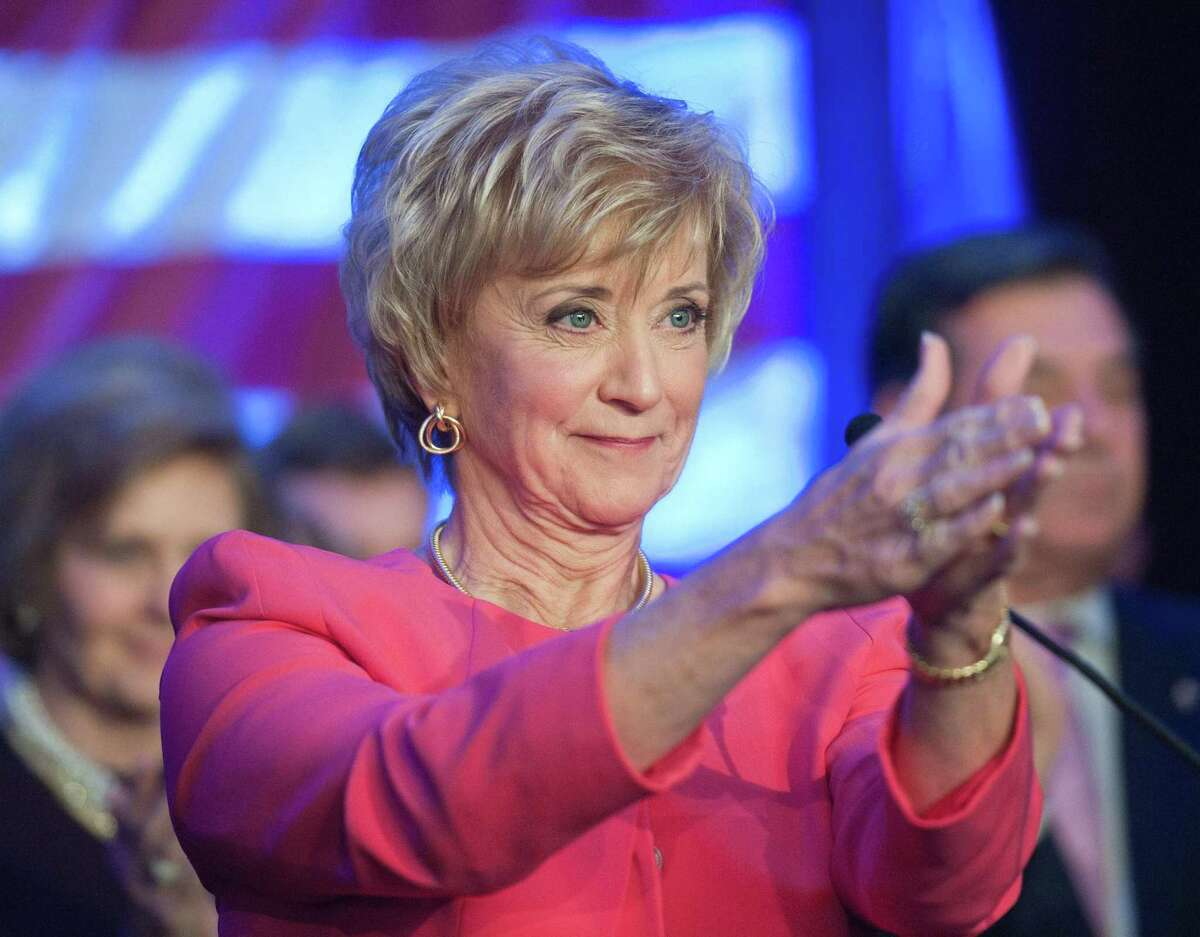 Linda McMahon, Greenwich Served Under: Donald Trump Role: Administrator of the Small Business Administration (2017-2019) McMahon, along with her husband Vince McMahon, founded WWE, Inc. She served as the company's CEO until 2009. McMahon previously ran for Connecticut's two senate seats, but ultimately lost them to Sens. Chris Murphy and Richard Blumenthal. After stepping down as the Administrator of the Small Business Administration in 2019, McMahon worked on Trump's 2020 re-election campaign. McMahon currently resides in Greenwich while WWE operates out of nearby Stamford.