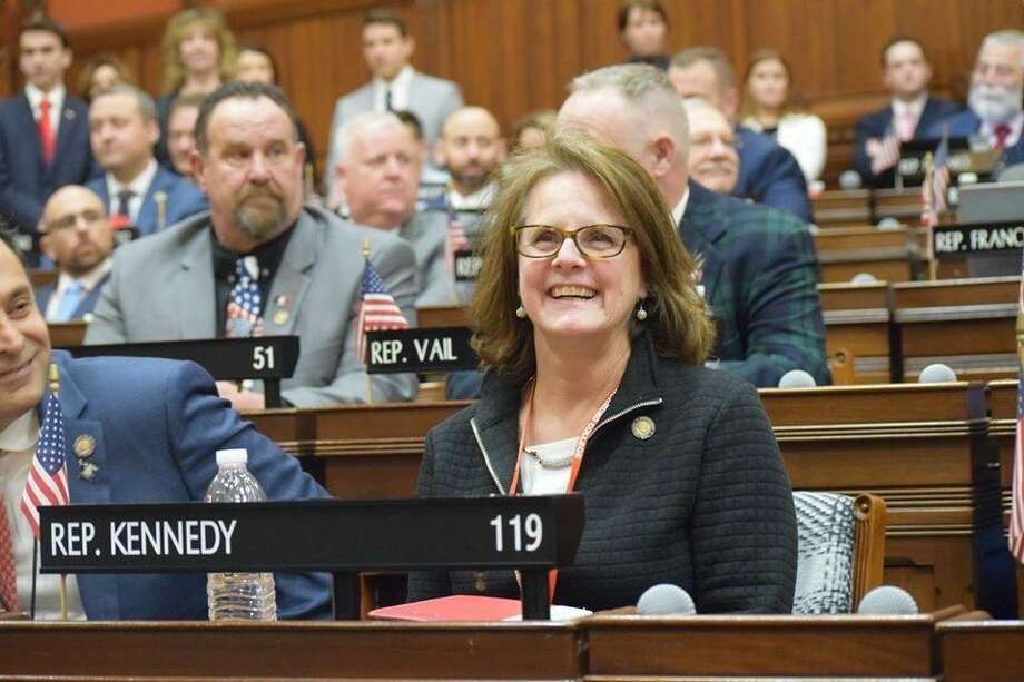 Kathy Kennedy, an incumbent candidate for District 119. Photo: John Dooley IV / Contributed Photo