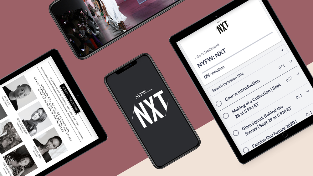 New York Fashion Week Launches Virtual Training Program to Diversify the Industry