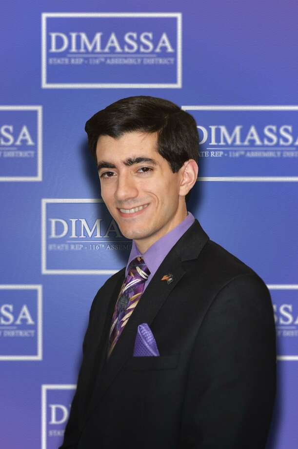 Michael DiMassa is running for re-election to District 116. Photo: Lenny Smith / Contributed Photo