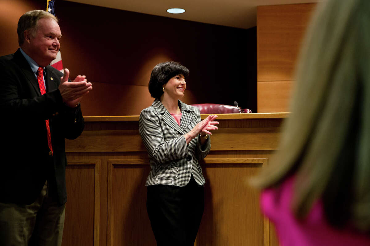 Marking her third time as chairman since she was first elected to the agency in 2012, Christi Craddick was unanimously named chair by her fellow commissioners, Wayne Christian and Ryan Sitton.