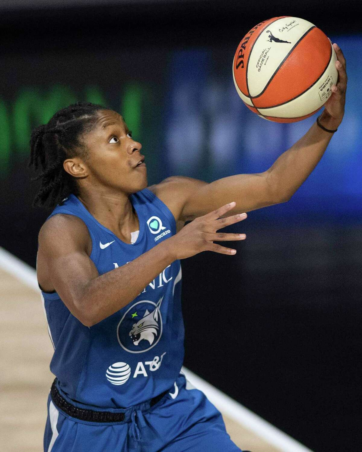 Former UConn star Crystal Dangerfield is the first player drafted in the second round or later to win WNBA Rookie of the Year.