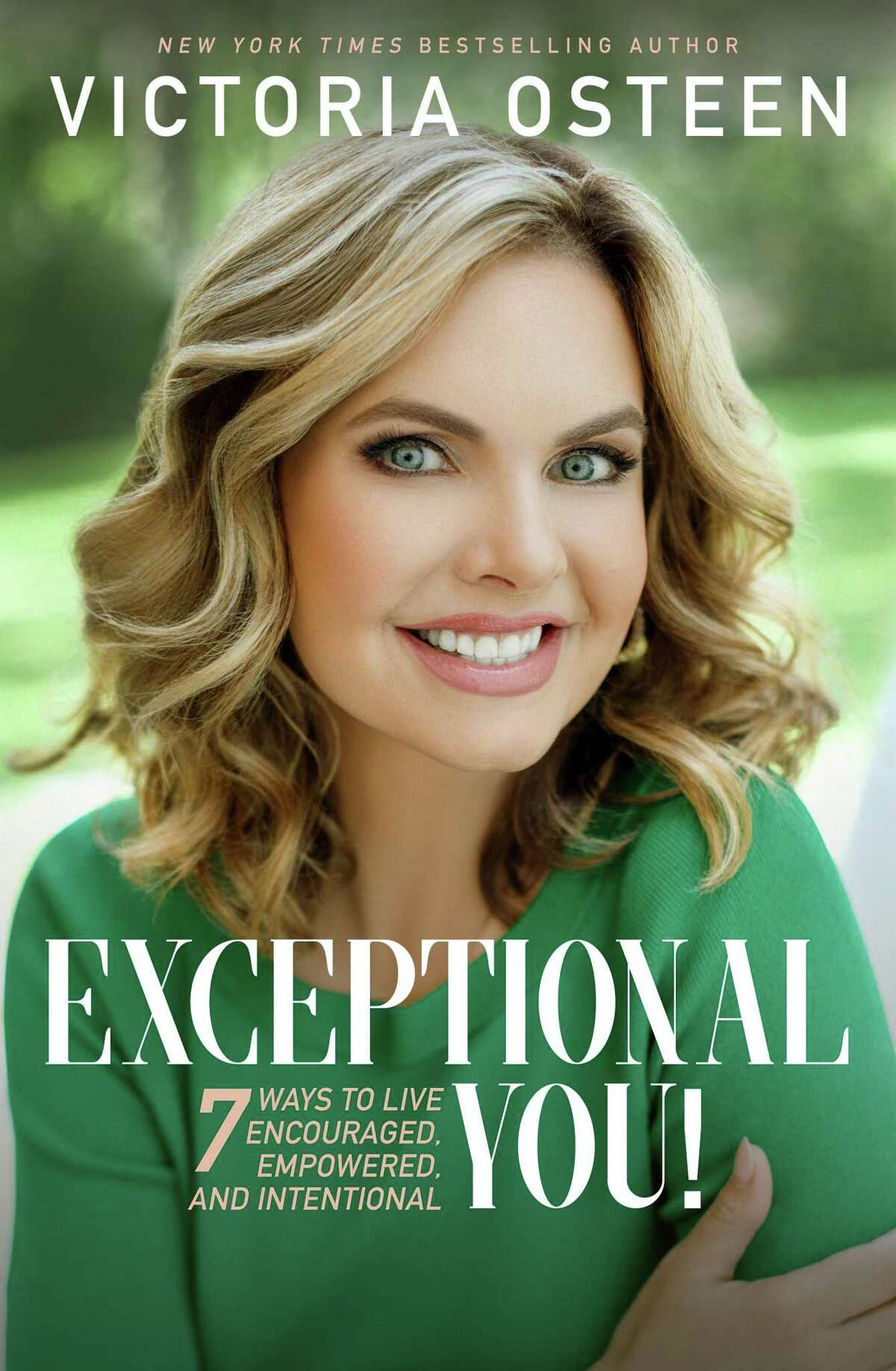 """Co-pastor of Lakewood Church, Victoria Osteen shares seven ways to reach greater heights in her latest book, """"Exceptional You!"""""""