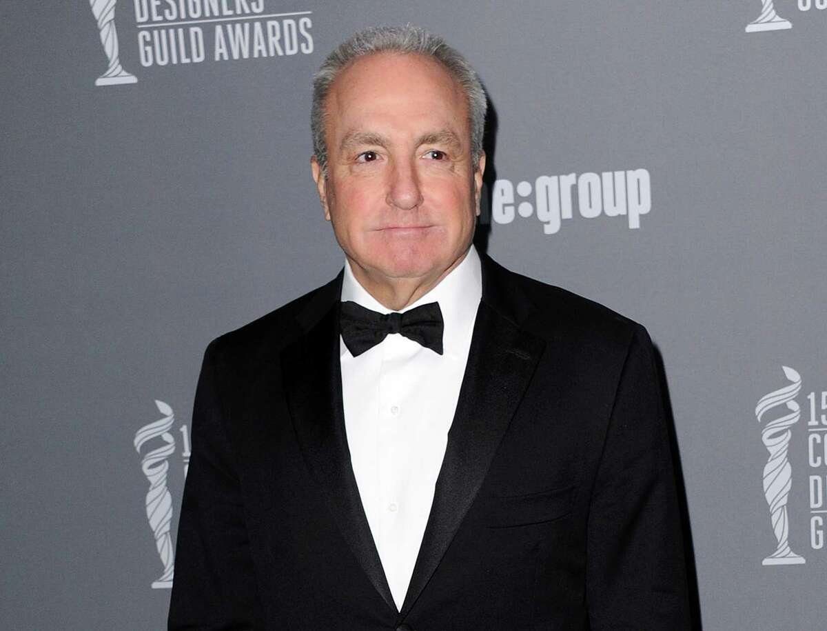 FILE - This Feb. 19, 2013 file photo shows producer Lorne Michaels at the 15th Annual Costume Designers Guild Awards at The Beverly Hilton Hotel in Beverly Hills. Michaels is the longtime producer of