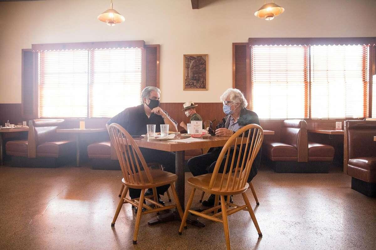 INDOOR DINING Allowed at 25% capacity: San Mateo Not allowed: Alameda, San Francisco, Contra Costa, Marin, Santa Clara, Santa Cruz, Solano, Sonoma