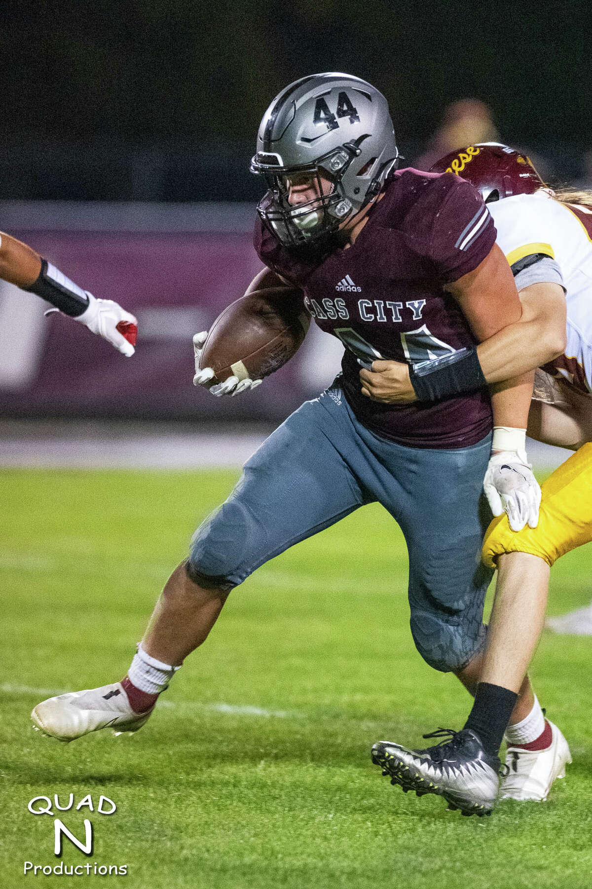 The Red Hawks football team kept rolling in Week 2 as Cass City topped the visiting Reese Rockets, 42-3, on Friday night.