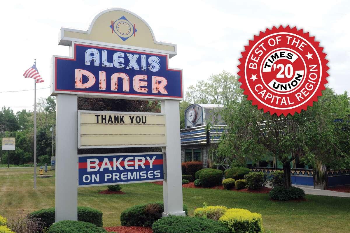 Best diner 1. Alexis Diner 294 North Greenbush Road, Troy | Website