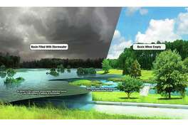 Slides from the Harris County Flood Control District's presentation to community members on Tuesday, Sept. 22 concerning the T.C. Jester and Westador Storm Water Detention projects.