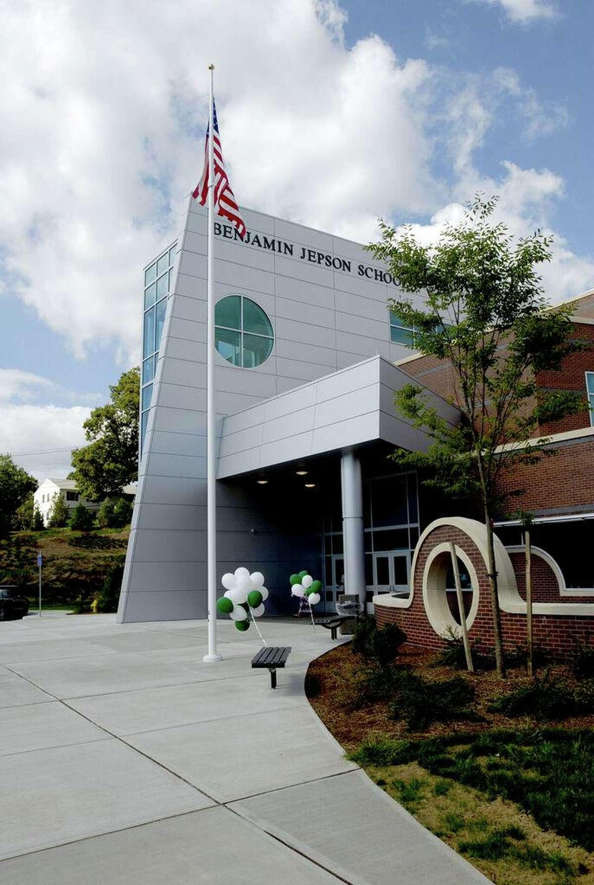 Benjamin Jepson Magnet School.