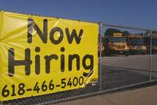 Drivers are sought by Illinois Central School Bus, which provides transportation for Alton School District students. The firm is now offering free training to new drivers, a $2,000 sign-on bonus and a guaranteed minimum of 20 hours a week.