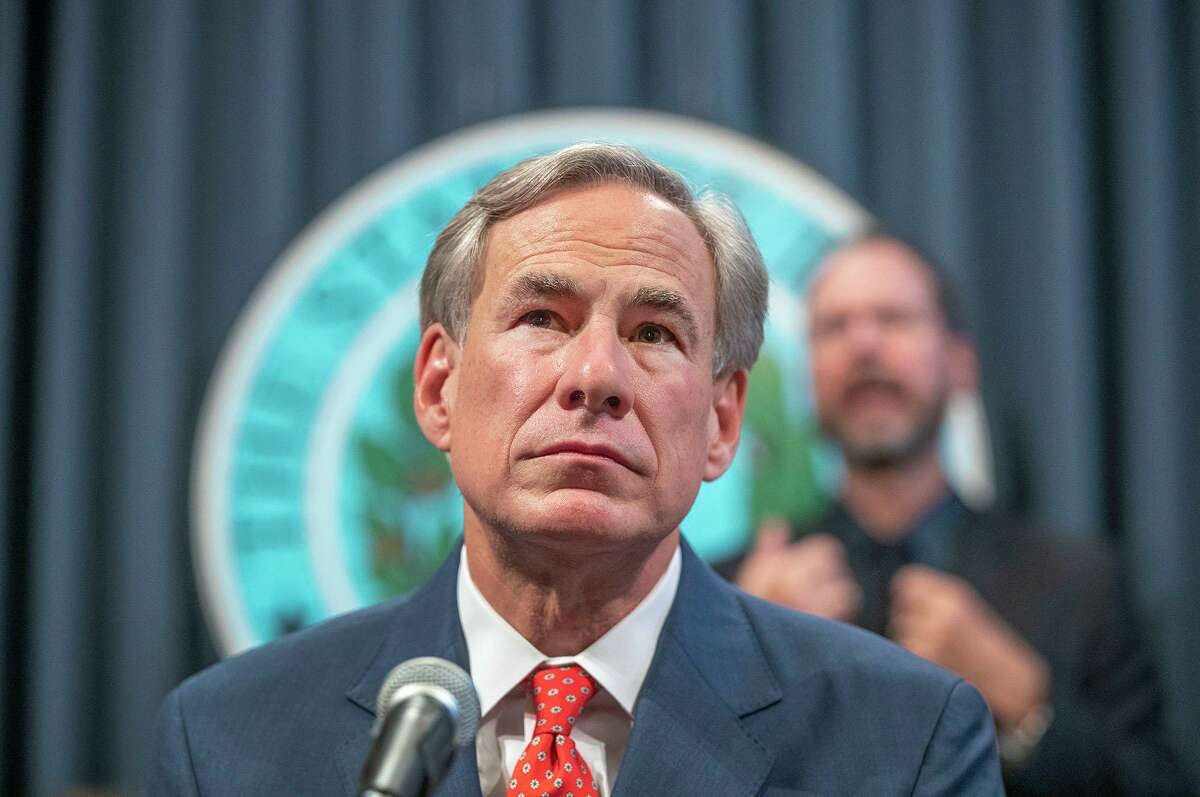 Texas Gov. Greg Abbott said in an interview that there would be no more state-qide lockdowns amid the coronavirus pandemic. [RICARDO B. BRAZZIELL/AMERICAN-STATESMAN]