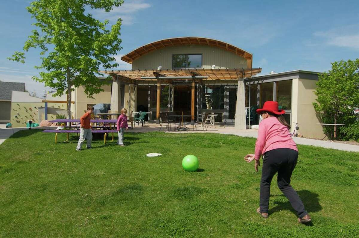 Cohousing is community designed to create connection among its members