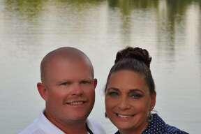 Daniel Weger and Amanda Dorsett
