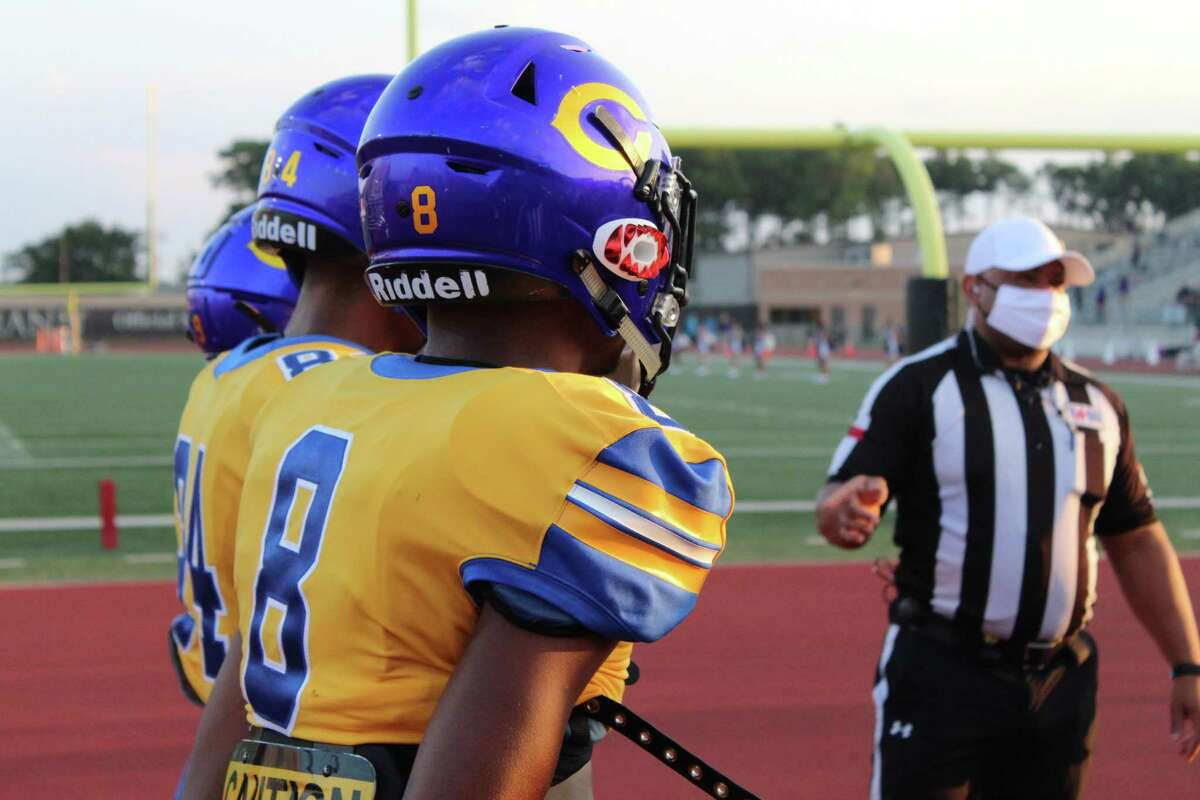 Humble defeated Channelview 49-28 in the season opener at Turner Stadium Friday night in a non-district game.