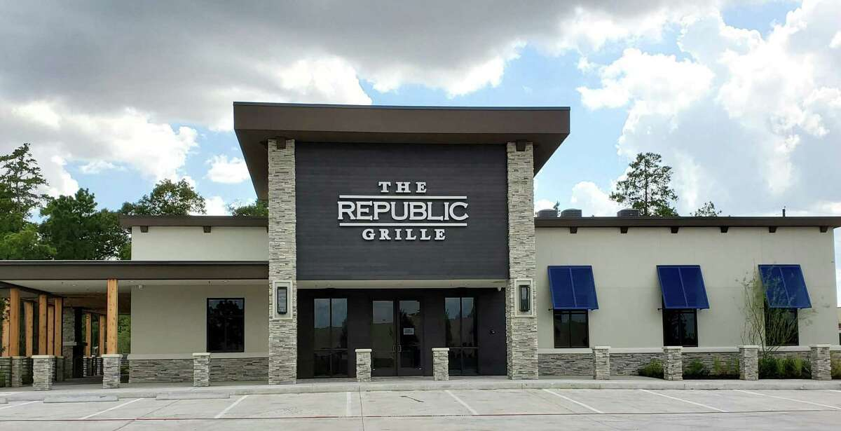Founder and Managing Partner Terry McBurney said the third location of The Republic Grill, which is located in Spring and opened in mid-September, has seen