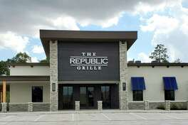 """Founder and Managing Partner Terry McBurney said the third location of The Republic Grill, which is located in Spring and opened in mid-September, has seen """"fantastic"""" business. Located in Spring at 3486 Discovery Creek Blvd., near the intersection of Grand Parkway and Rayford Road in the Harmony Commons development east of The Woodlands, the new location features a private dining room that can be utilized for an array of special occasions and meetings or a patio. The full-service eatery also has a full bar with craft beer and what was described in the release as, """"an expansive wine list."""""""