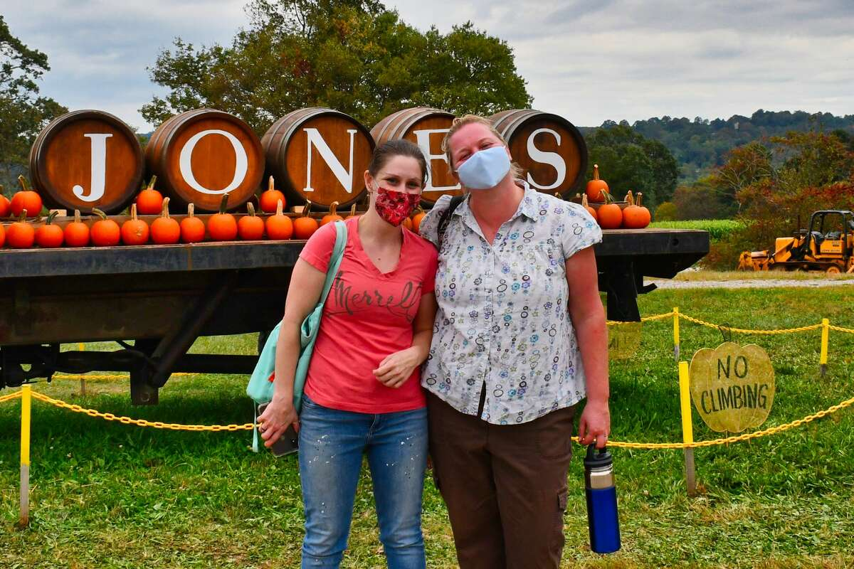 Were you SEEN at pumpkin picking at Jones Family Farms on Sept. 26, 2020?
