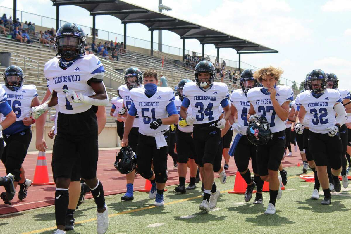Friendswood takes the field at Turner Stadium Saturday for its non-district game against Summer Creek.