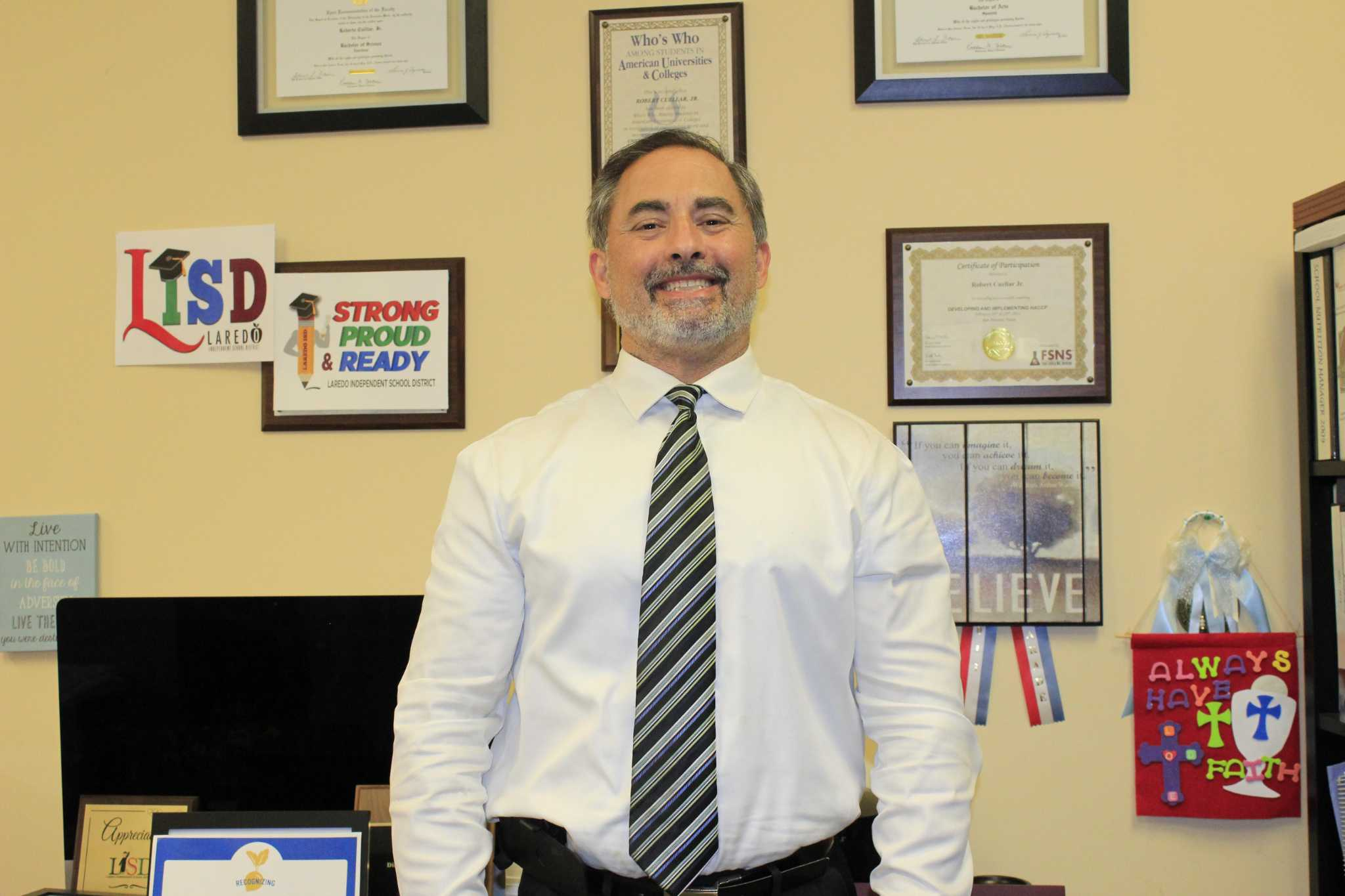 LISD Nutrition Director highlighted in national hunger campaign
