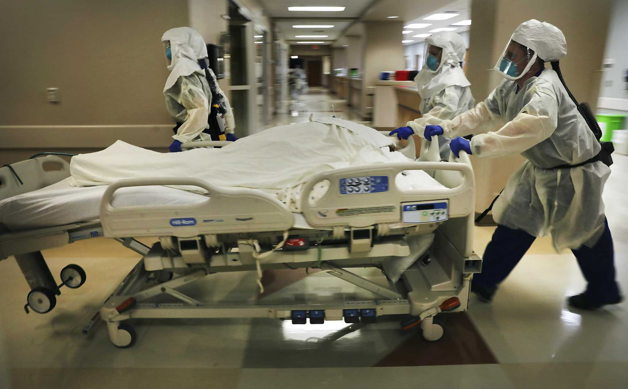 Metro Health reports one more death, 100 new cases and more hospital patients with coronavirus