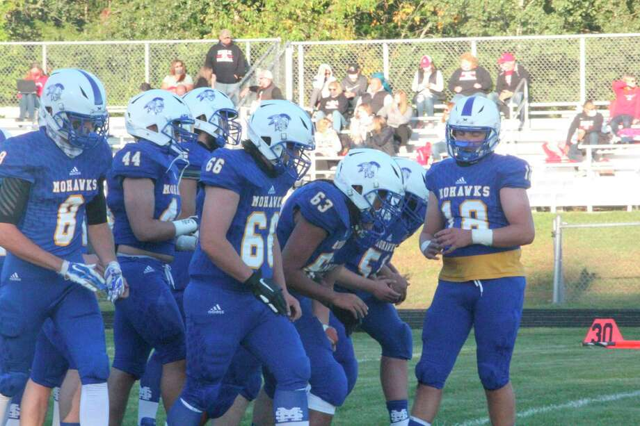 Morley Stanwood will prepare for Hesperia in Friday night's contest. (Pioneer file photo)