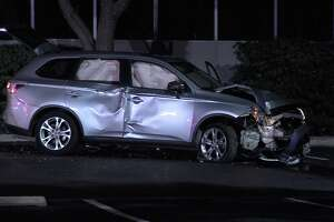 According to Leon Valley Police, a man died after he was stuck by a vehicle on the Northwest Side late Saturday night.