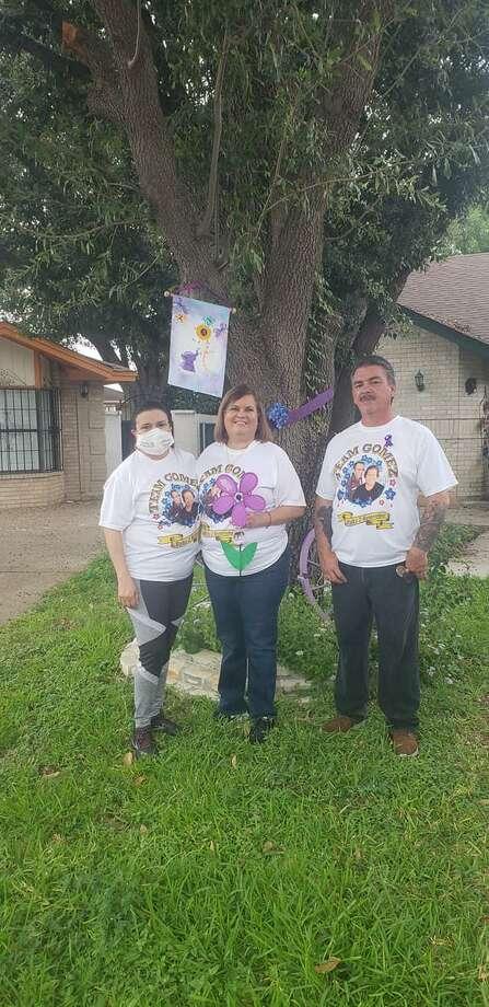 Laredo's 2020 Walk to End Alzheimer's Photo: Courtesy