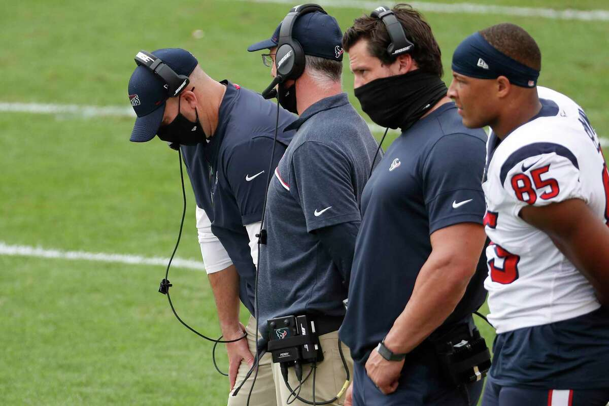 Bill O'Brien and the Texans didn't have the answers in the second half against the Steelers.