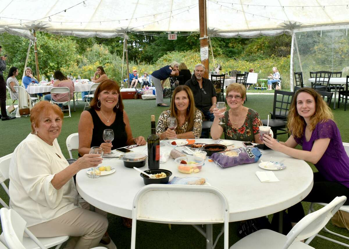 Were you SEEN at Hawk Ridge Winery, in Watertown on September, 27, 2020?