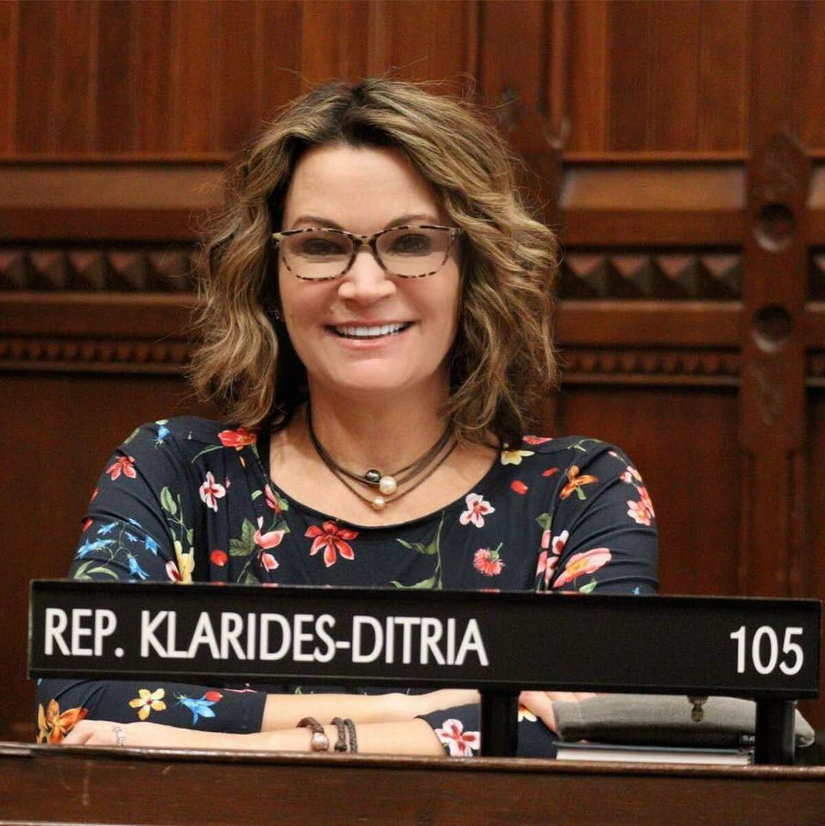 Nicole Klarides-Ditria is seeking a third term as State Representative from the 105th District which includes Beacon Falls, Derby and Seymour