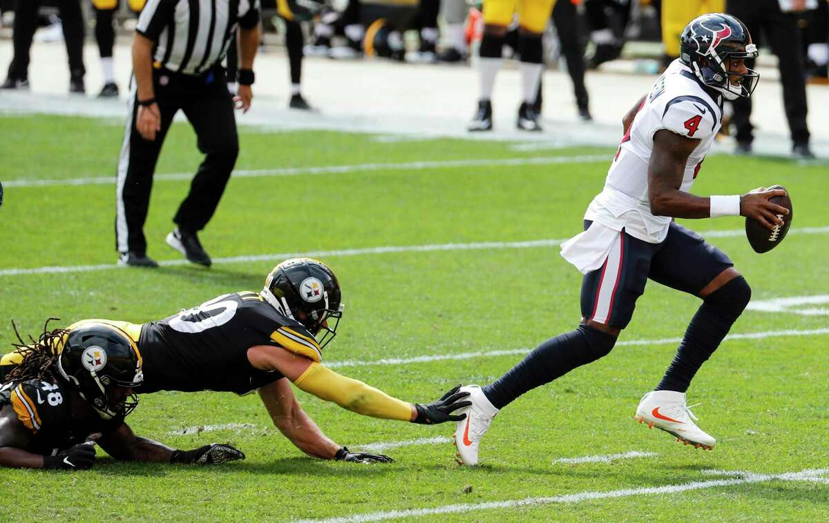 For the second time in three seasons, Deshaun Watson and the Texans will try to overcome a 0-3 start and make the playoffs.