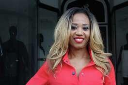 Agathe Likoba, founder of Likoba Boutique
