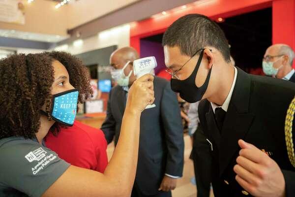Houston Coronavirus Updates Sept 4 Houstonchronicle Com