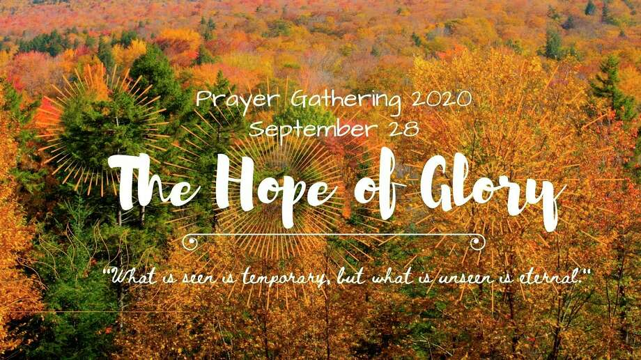 Monday, Sept. 28: Midland's Open Door prayer gathering, The Hope of Glory, a socially distanced, outdoor gathering will take place from 7 to 8 p.m. on the open lot between Jefferson and Bayliss. (Photo provided/Open Door Facebook)