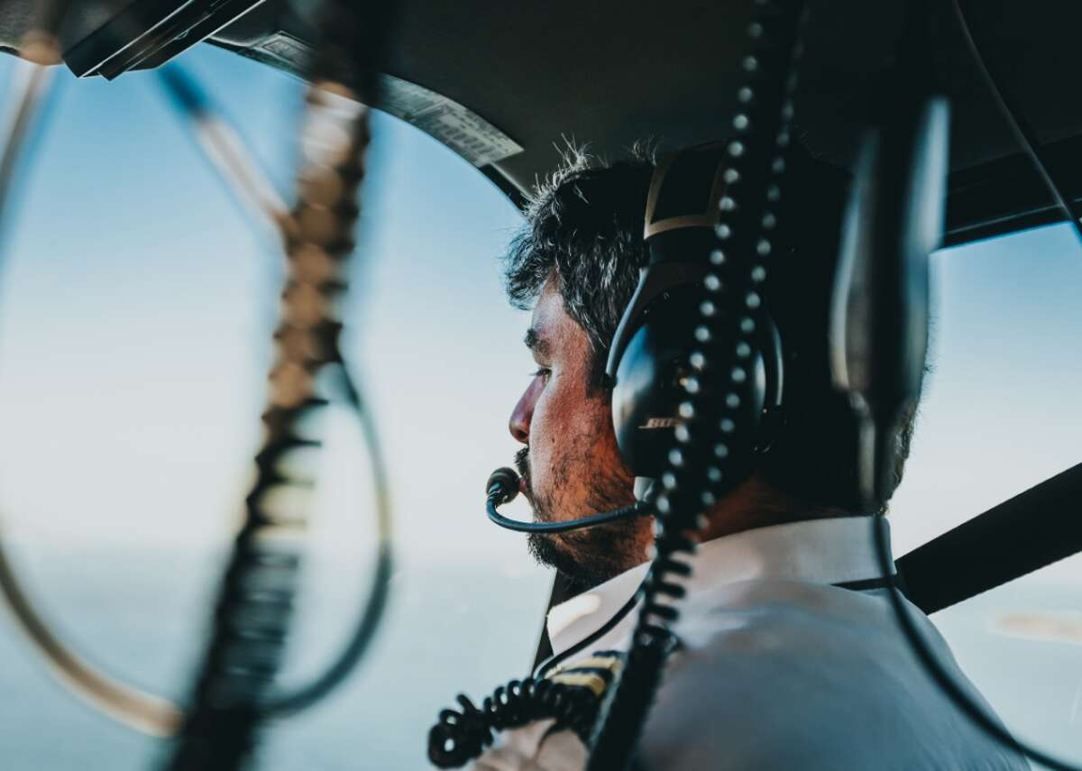 #50. Airline pilots, copilots, and flight engineers - Projected employment change 2019-2029: 2.8% --- Employment in 2019: 85,500 --- Projected employment in 2029: 87,900 (0.6 per 1,000 jobs) - 2019 average annual salary: $174,870 Before the coronavirus pandemic all but shut down the airline industry for weeks, pilots and flight engineers-the folks responsible for getting passengers from one destination to another through the air-were in a rapidly growing field. However, cadet pilots are facing an uncertain future, and some in the industry wonder if there will be a pilot shortage with people flying less.
