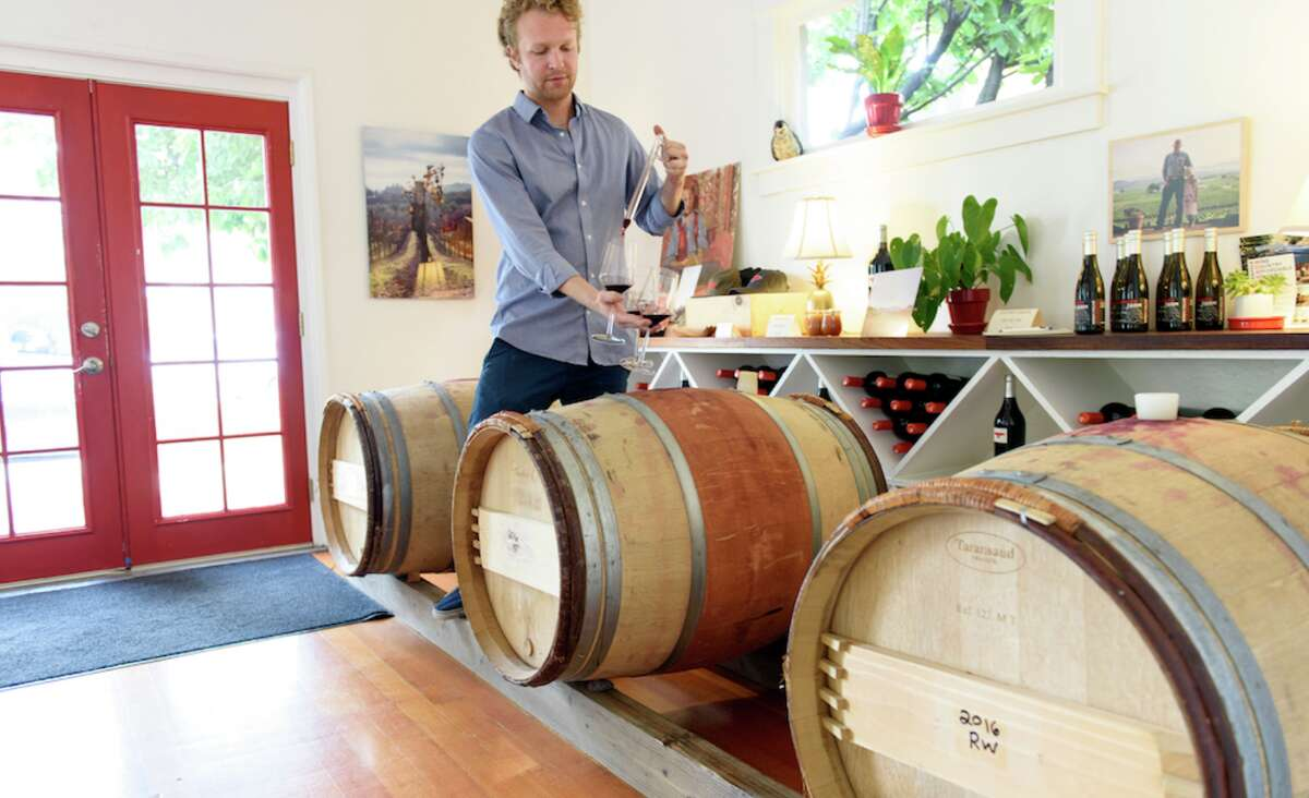 The Hawkes family celebrates more than four decades of grape growing in the region.