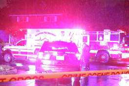 San Antonio police shot a man while responding to a domestic violence call early Sept. 28, 2020.
