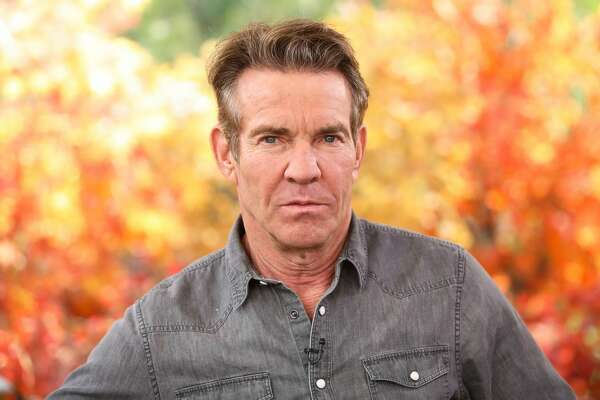 Houston native Dennis Quaid responds  to backlash over coronavirus PSA. (Photo by Paul Archuleta/Getty Images)