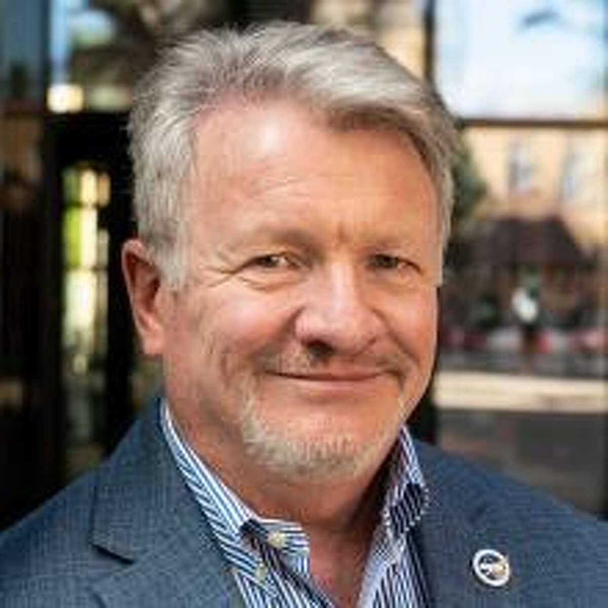 Bill Diamond, president and CEO of the SETI Institute