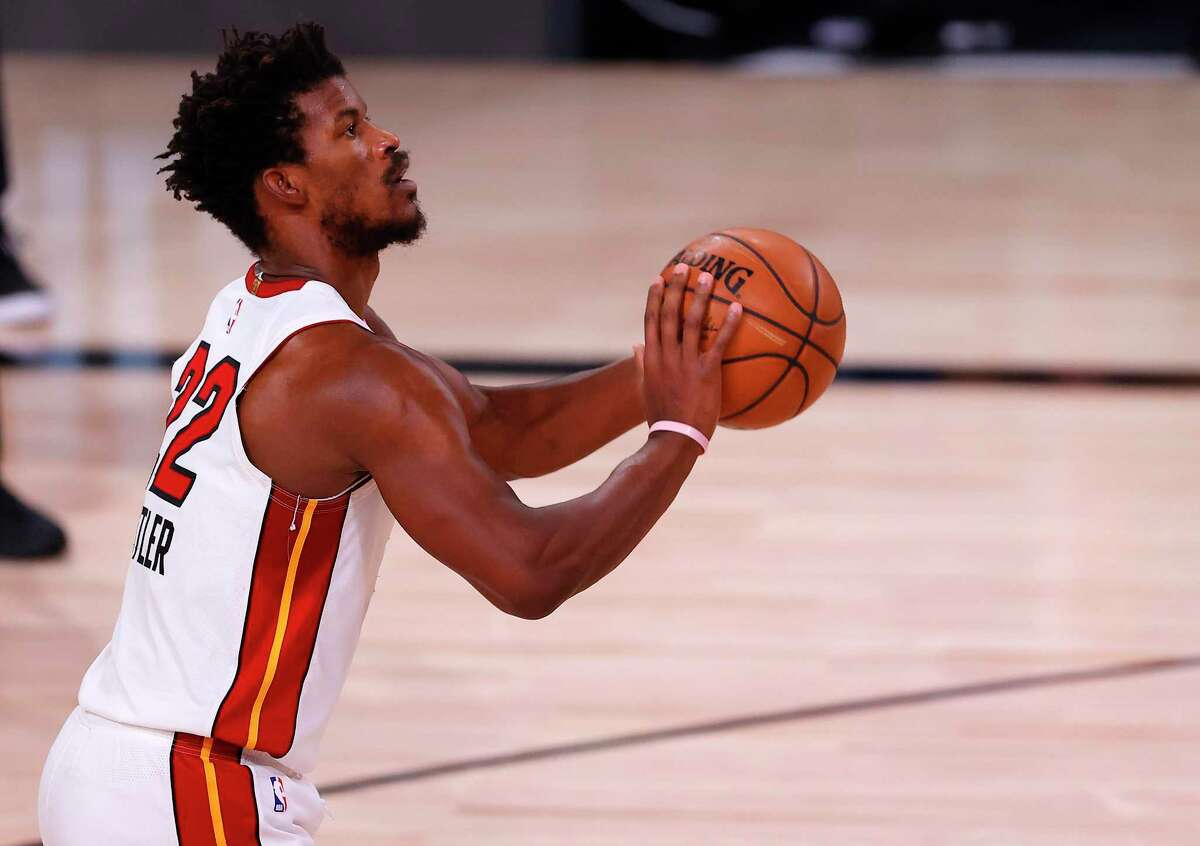 Jimmy Butler found a perfect fit in Miami and has the Heat in the NBA Finals.