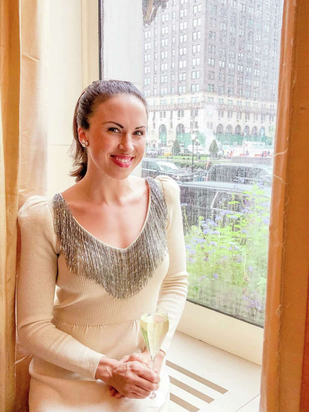 Myka Meier, author of Modern Etiquette Made Easy and Business Etiquette Made Easy.